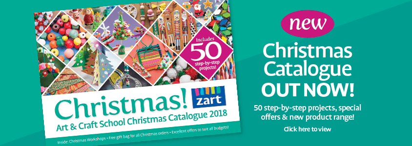 Christmas Catalogue Out Now! 50 step-by-step projects, special opffers and new product range.