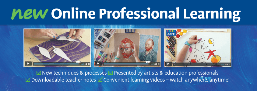 New online professional learning