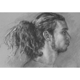 Portraiture with Pastel