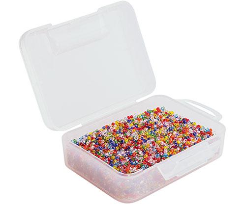 Glass Seed Beads 100g Assorted Zartart Catalogue