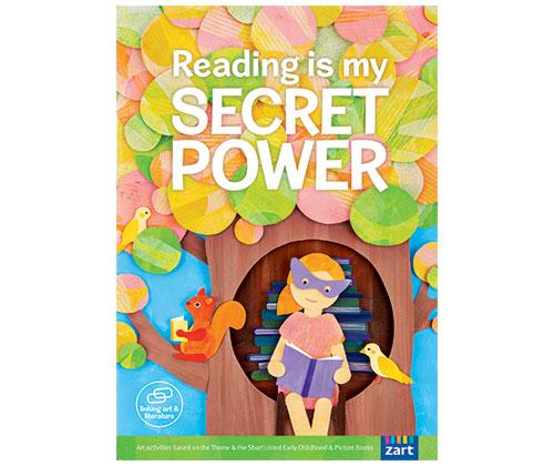 Book Week 2019 – Reading is My Secret Power