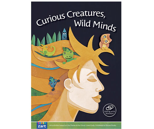 Book Week 2020 – Curious Creatures, Wild Minds