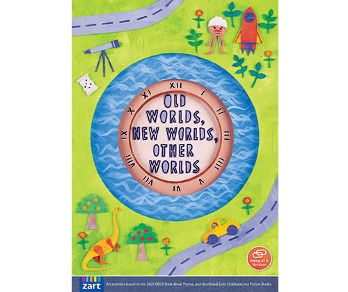 Book Week 2021 Old Worlds New Worlds Other Worlds