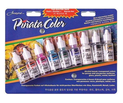 Jacquard Pinata Alcohol Inks 9's