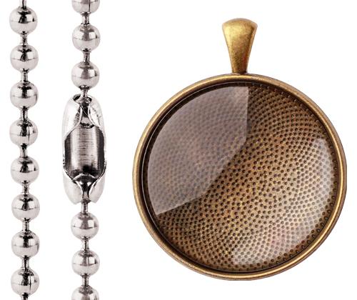 Necklace Kit – Bronze