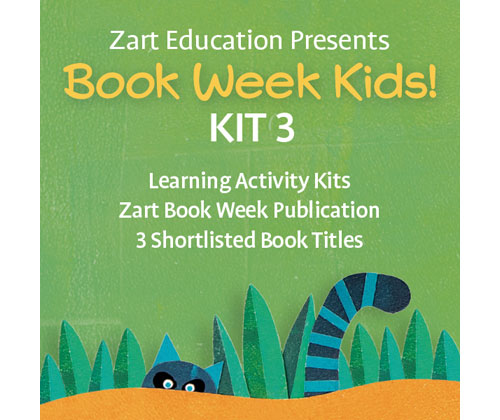Book Week Kids Kit 3