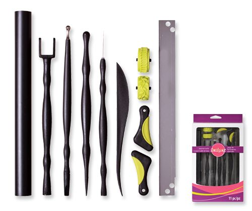 Sculpey Essential Tool Set