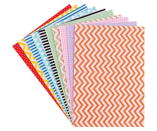 Cotton Fabric A3 Pattern 10s