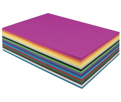 Cover Paper 125gsm A4 Assorted