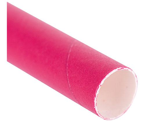 ECO Paper Straws 8mm x 19.7cm Coloured 500s