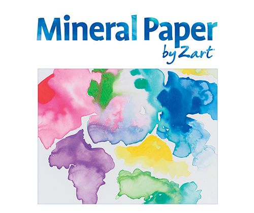 Mineral Paper A3 20's