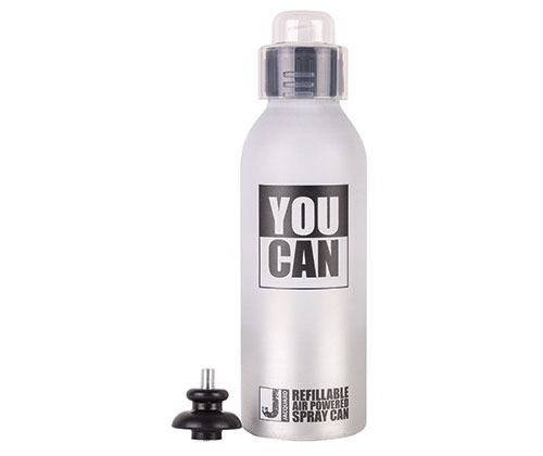 YouCan Refillable Air Powered Spray Can