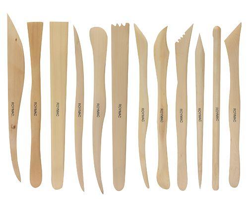 Modelling Tool 8″ 12's Boxwood Asst