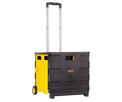 Portable Folding Crate Trolley 37 x 37 x 42cm