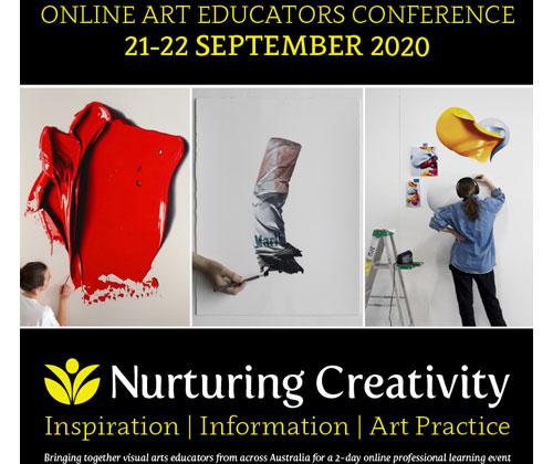 Nurturing Creativity Online Conference 2020