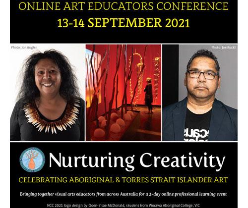 Nurturing Creativity Conference Online 2021
