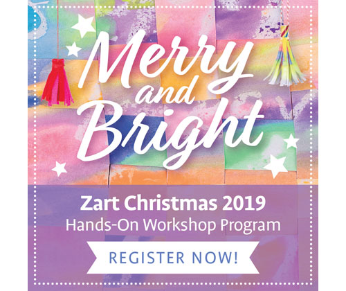 Christmas Workshop 2019 – Zart Half Day