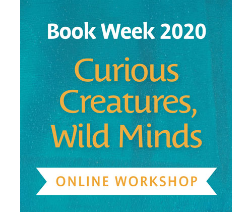 Book Week 2020 Online (Replacement F)