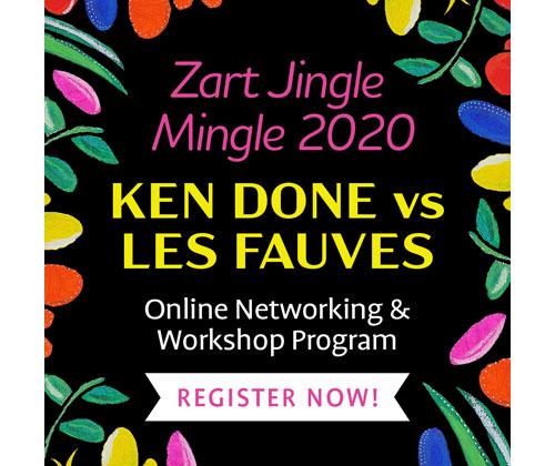 Jingle Mingle 2020 – Online Group Q