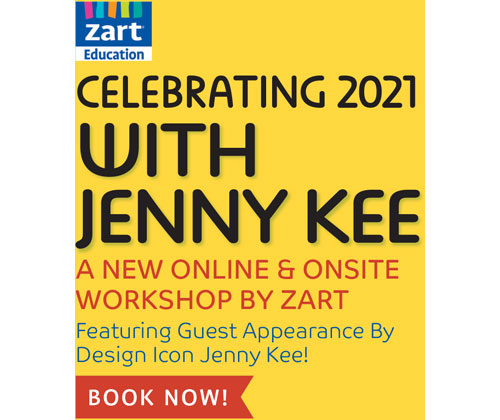 Celebrating 2021 with Jenny Kee (Online M)
