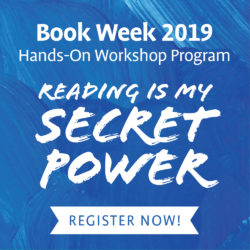 Book Week Workshops 2019