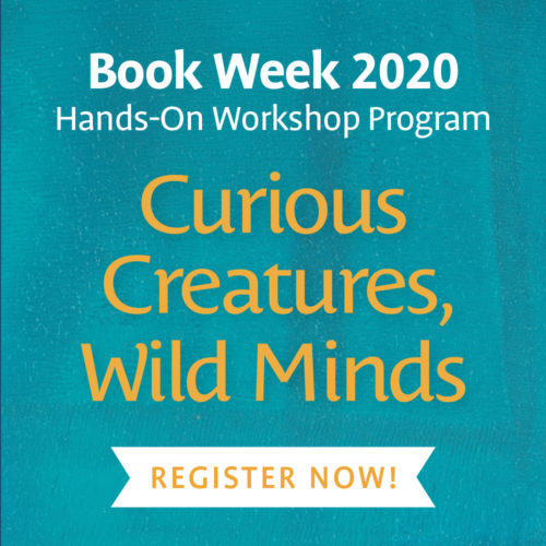 2020 BookWeek SquareAdvert