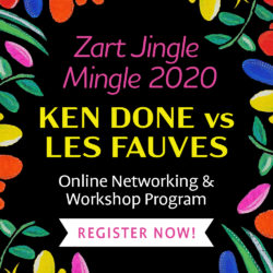 Zart Jingle Mingle 2020 - Online Workshop Program