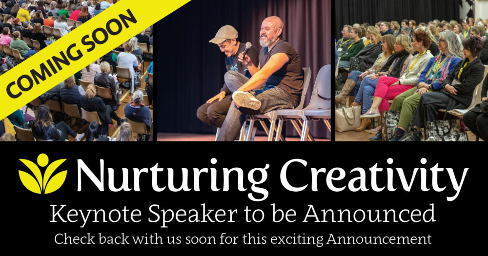 Conference Keynote Speaker to be announced