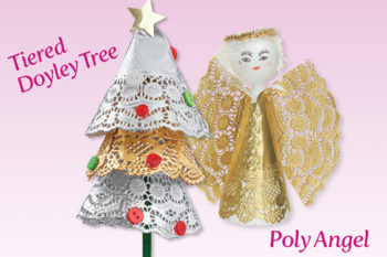 Doly Tree and Poly Angel