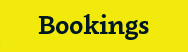 conference signpost bookings yellow