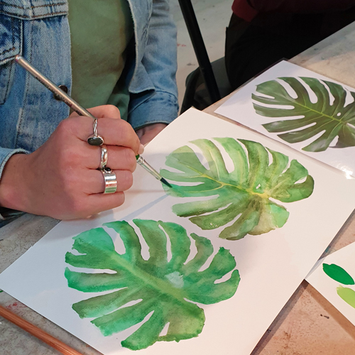 Botanical Watercolour