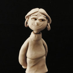 Cartoons in Clay by Alexander Esenarro
