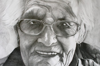 The Centenarian Portrait Project