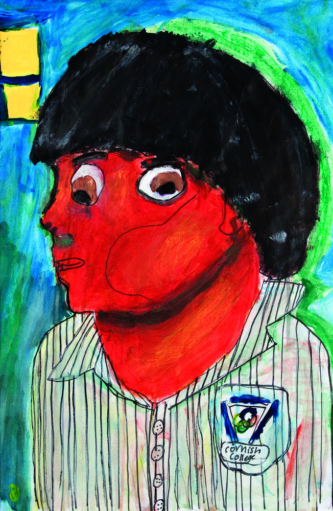 Cubist Self Portraits