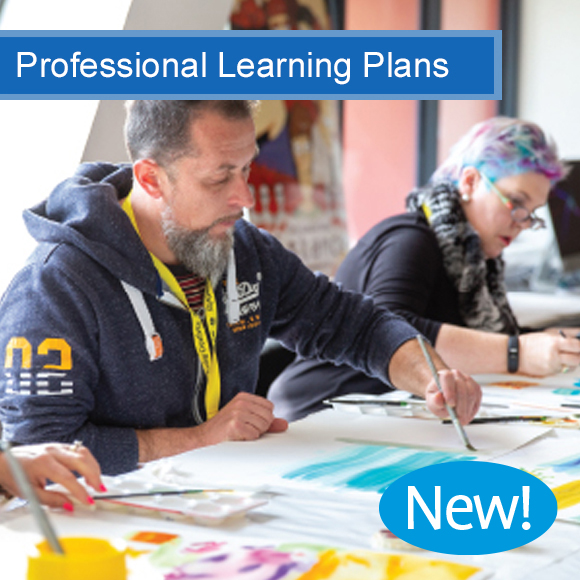 LandingPage Professional Learning Plans NEW!