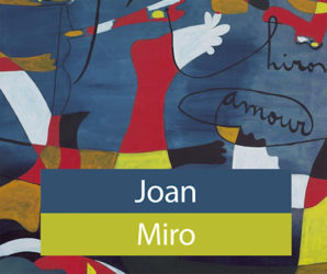 Joan Miro Online Course title screen image