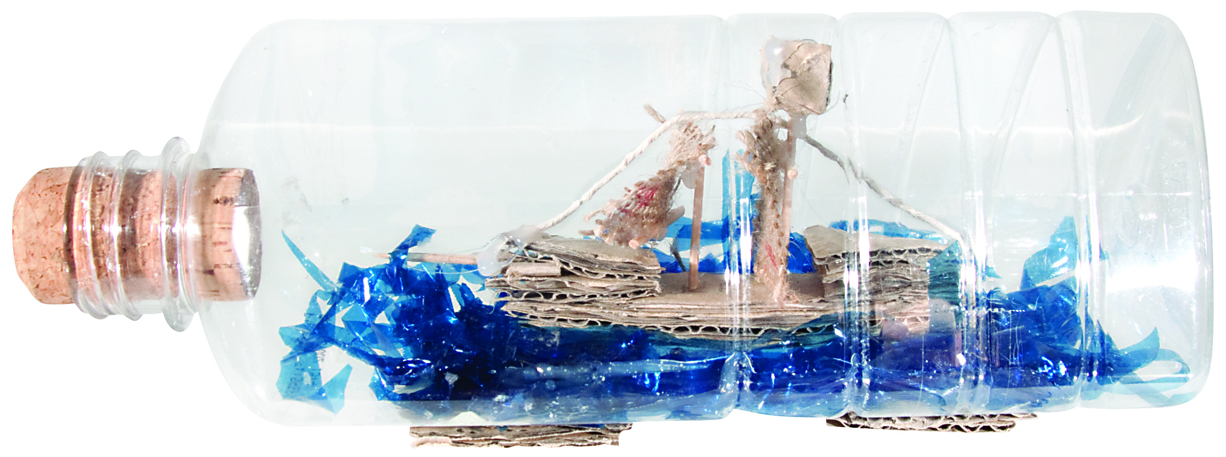 Boats In Bottles 4
