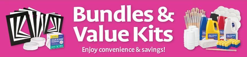 Bundles & Value Kits - Enjoy convenience & savings!