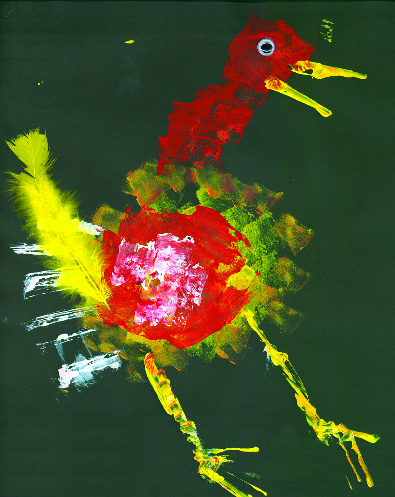 Chook Prints 3