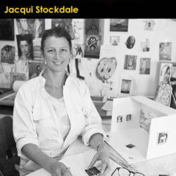 A Paper Masquerade with Jacqui Stockdale