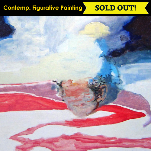 Icon Image Contemp. Fig. Painting SOLD OUT NC Conf 2019