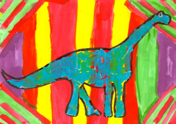 Technicolor Dinosaurs Term 4 2007