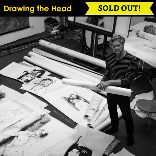 Icon Image Drawing the Head SOLD OUT NC Conf 2019
