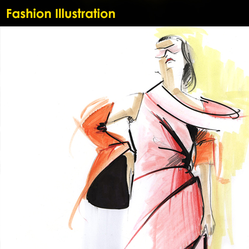 Icon Image Fashion Illustration NC Conf 2019