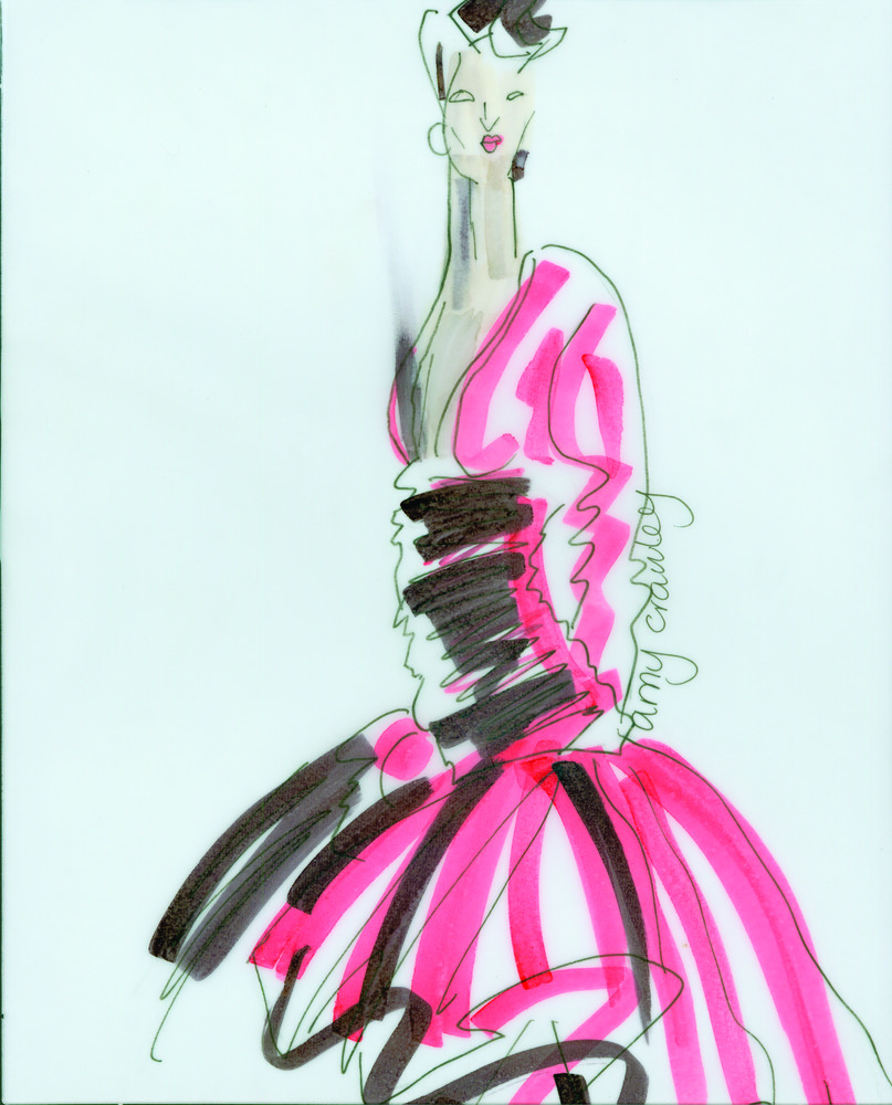 Fashion Rendering 1
