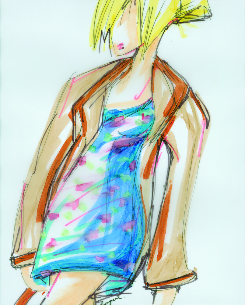 Fashion Rendering 15