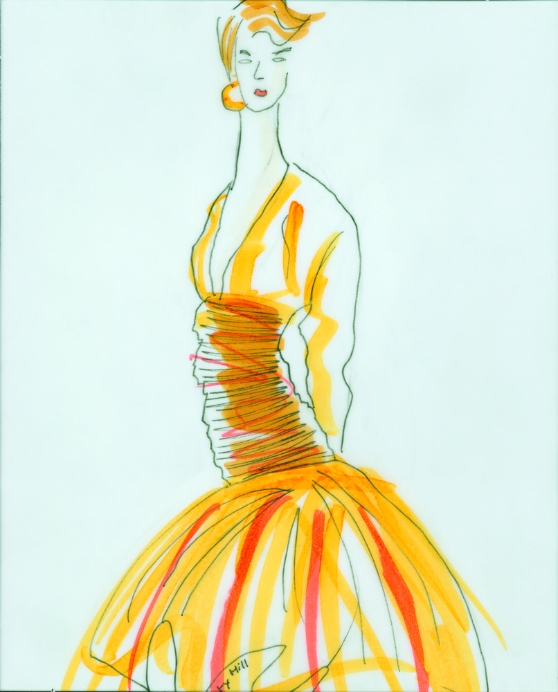 Fashion Rendering 2