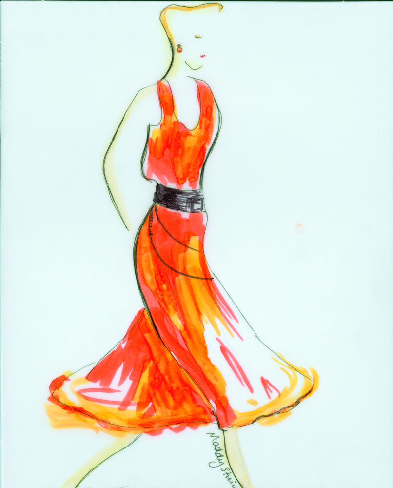 Fashion Rendering 3