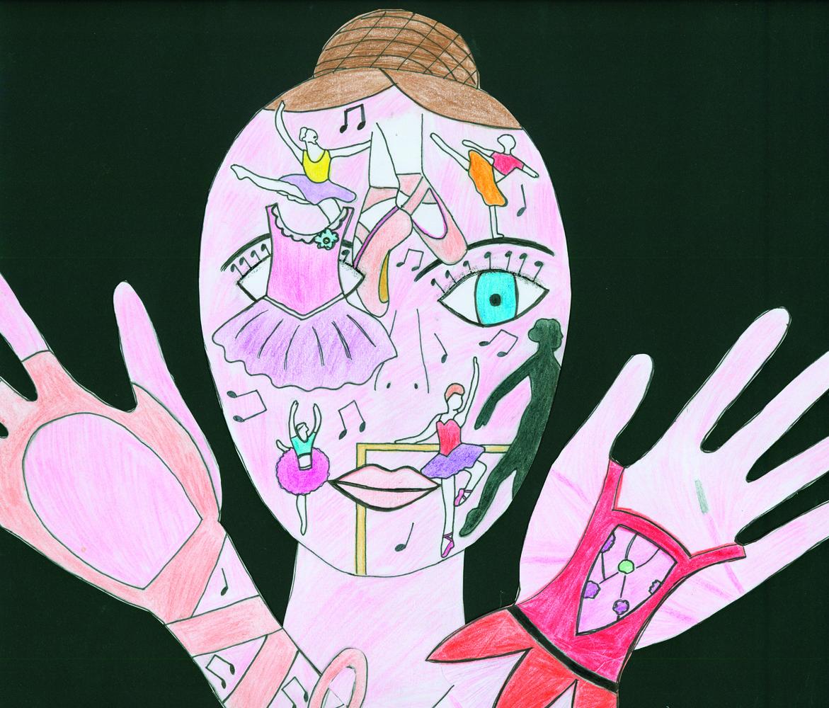 Fineline Pen Faces Body Art Zartart
