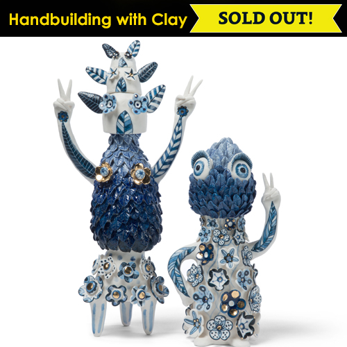 Icon Image Handbuilding Clay SOLD OUT NC Conf 2019
